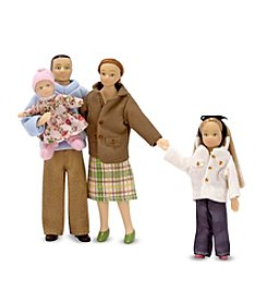 Melissa & Doug 4-pc. Victorian Doll Family Set