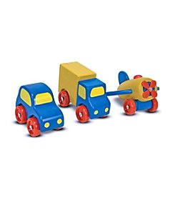 Melissa & Doug® First Vehicles Set