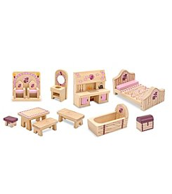 Melissa & Doug® Princess Castle Furniture Set