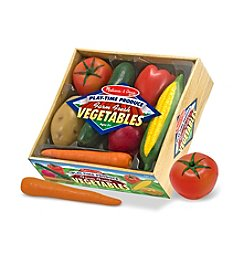 Melissa & Doug® Play-Time Produce Vegetables