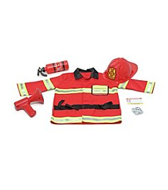 Melissa & Doug® Fire Chief Role Play Costume Set