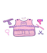 Melissa & Doug® Hair Stylist Costume Role Play Costume Set