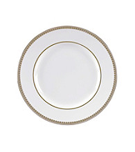 Vera Wang® Vera Lace Gold Dinner Plate