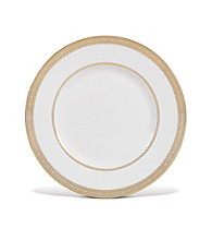 Vera Wang® Vera Lace Gold Accent Plate
