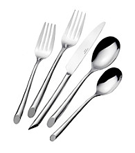 Towle® Silversmiths Living Wave 20-pc. Flatware Set