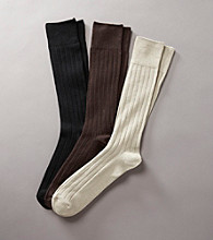 Kenneth Roberts Platinum® Men's Wide Rib Sock