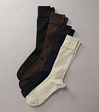 Kenneth Roberts Platinum® Men's Grid Sock