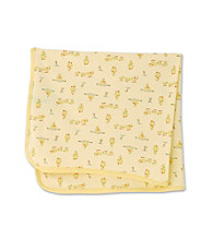 Little Me Baby Duck Blanket - Yellow
