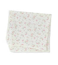 Little Me Baby Girls' Vintage Rose Blanket - Pink