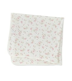Little Me® Baby Girls' Vintage Rose Blanket - Pink
