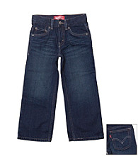 Levi's® Boys' 2T-7X 549™ Abyss Relaxed Straight Fit Jeans