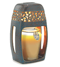 Candle Warmers Etc. Ceramic Candle Warmer Lantern