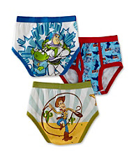 Disney® Boys' 4-6 Multi 3-pk. Toy Story Briefs