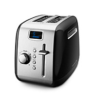 KitchenAid® Onyx Black 2-Slice Toaster