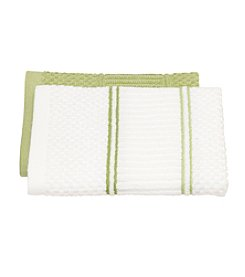 Croscill® Dorado 2-Pack Dish Cloths