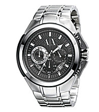 A|X Armani Exchange Men's Sport Stainless Steel Watch