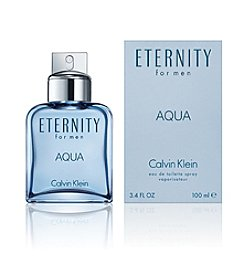 Calvin Klein ETERNITY AQUA for Men Fragrance Collection