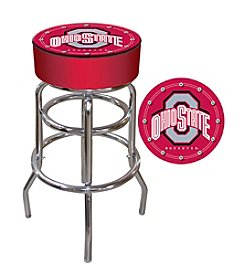 NCAA® Ohio State University Padded Bar Stool
