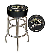 Western Michigan University Padded Bar Stool