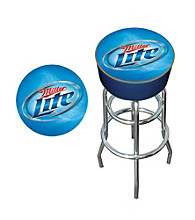 Miller Lite® Logo Bar Stool