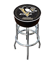 Pittsburgh Penguins Padded Bar Stool