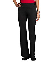 Exertek® Wide Waistband Pants - Midnight Black