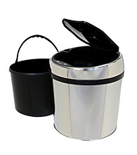 iTouchless® TX 1.5-gal. Stainless Steel Touchless Trashcan®