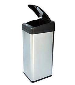 iTouchless® MX 13-gal. Extra Wide Opening Touchless Trashcan®