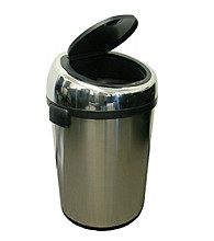 iTouchless® NX 18-gal. Commercial-Size Stainless Steel Touchless Trashcan®