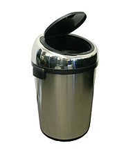 iTouchless® NX 23-gal. Commercial-Size Stainless Steel Touchless Trashcan®