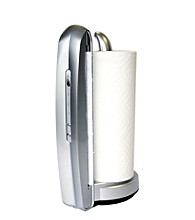 iTouchless Towel-Matic® II Metallic Silver Automatic Paper Towel Dispenser