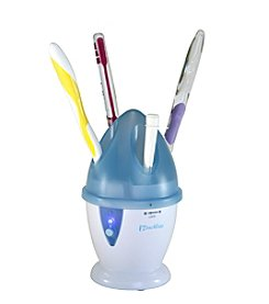 iTouchless Ultraviolet Toothbrush Sanitizer & Toothbrush Holder