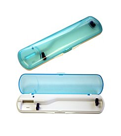 iTouchless Ultraviolet Travel Toothbrush Sanitizer & Toothbrush Holder