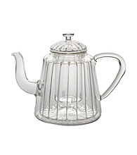 Bon Jour® 31-oz. Insulated Oblong Ribbed Teapot