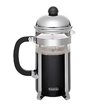 Bon Jour® 3-Cup Monet French Press - Black