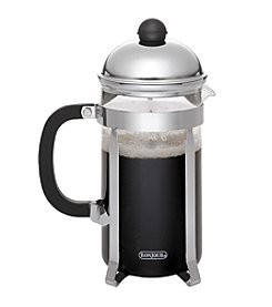 BonJour® 3-Cup Monet French Press - Black