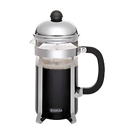 BonJour® 8-Cup Black Monet French Press
