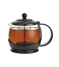 BonJour® Prosperity Teapot with Shut-Off Infuser