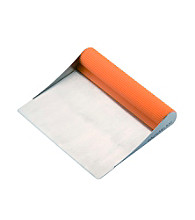 Rachael Ray® Orange Nylon Tools Bench Scrape
