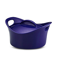 Rachael Ray® Blue Stoneware 2.75-qt. Casserround™