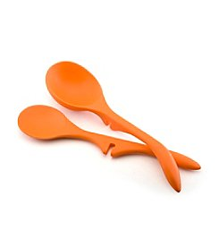 Rachael Ray® Tools 2-pc. Orange Nylon Lazy Spoons®