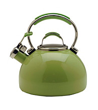 KitchenAid® Green Apple Gourmet Essentials 2-qt. Porcelain Teakettle