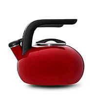 KitchenAid® Red Gourmet Essentials 2-qt. Porcelain Teakettle