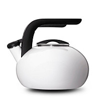KitchenAid® White Gourmet Essentials 2-qt. Porcelain Teakettle