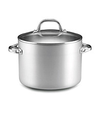 Anolon® Chef Clad 8-qt. Covered Stockpot