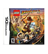Nintendo DS® LEGO® Indiana Jones 2: The Adventure Continues
