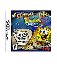 Nintendo DS® Drawn to Life®: SpongeBob SquarePants Edition