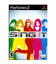 PlayStation® 2 Disney Sing It