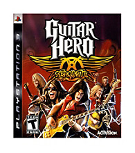 PlayStation® 3 Guitar Hero®: Aerosmith