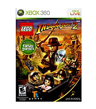 Xbox 360® LEGO® Indiana Jones 2: The Adventure Continues